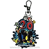 Disney Lanyard Medal - 2010 Mickey and Friends