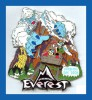 Disney Jumbo Pin - Expedition Everest - Opening Day 2006