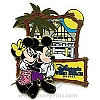 Disney Resort Pin - Vero Beach - Mickey and Minnie Mouse
