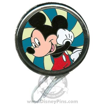 Disney Mickey Pin - Yo-Yo
