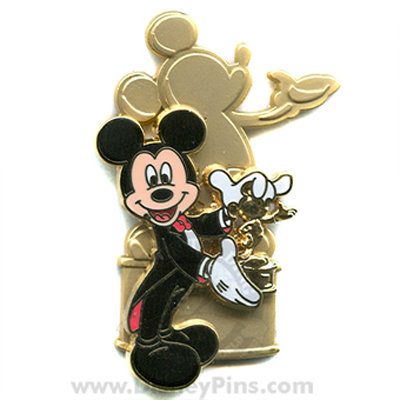 Your WDW Store - Disney Mickey Pin - The Golden Mickeys ...