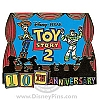 Disney Toy Story 2 Pin - 10th Anniversary