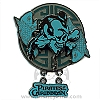 Disney Pirate Pin - Pirates of the Caribbean Asian Skull