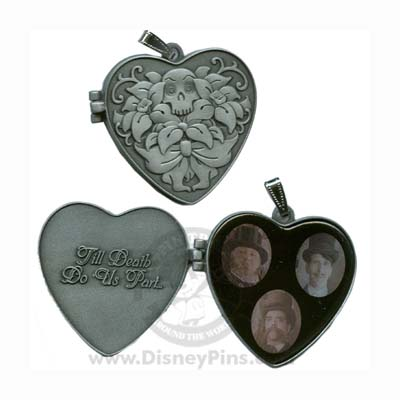 Disney The Haunted Mansion Pin Friday The 13th Bride