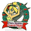 Disney Very Merry Christmas Party Pin - 2009 Tinker Bell