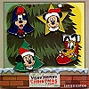Disney Very Merry Christmas Party Pin - 2009 Collectors Set