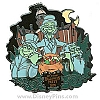 Disney Not So Scary Halloween Party Pin - 2009 - Hitchhiking Ghosts