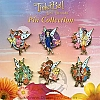 Disney Booster Pin Collection - Tinker Bell and the Lost Treasure
