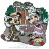 Disney Scoop and Friends Pin - Scoop and Hildegard