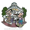 Disney Scoop and Friends Pin - Shelia Shufflehop