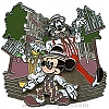 Disney Scoop and Friends Pin - Dapper Dans