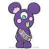 Disney Mickey Monsters Pin - Keeti