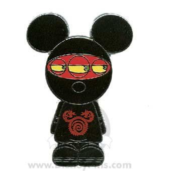 Disney Mickey Monsters Pin - Eeku