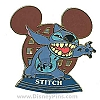 Disney Resort Ear Globe Pin - Stitch