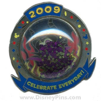 Disney Celebrate Everyday Pin - Maleficent