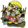 Disney Artist Choice Pin - Nightmare Before Christmas - Mickey & Gang