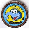 Disney Cast Lanyard Pin - Muppets - Gonzo The Great