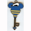 Disney Mystery Pin - 2011 - Character Key - Donald Duck