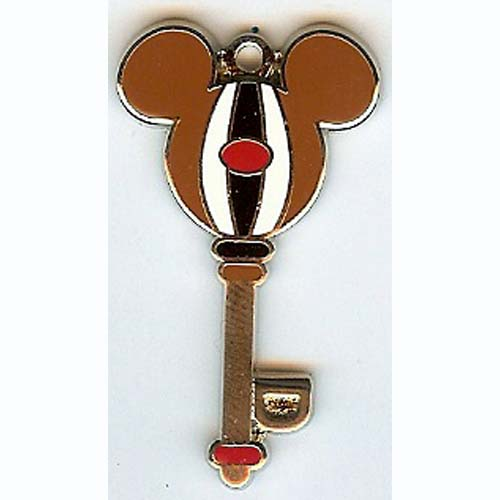Disney Mystery Pin - 2011 - Character Key - Dale