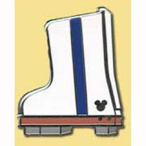 Disney Hidden Mickey Pin - Retro Collection -  Horizons Boot