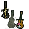 Disney Marquee Pin - Instrument Cases - Minnie Mouse Guitar