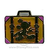 Disney Marquee Pin - Luggage - Mickey