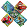 Disney Mystery Machine Pins - Pixar - Complete Set