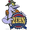 Disney Mystery Pin - Pin Trading 10th Anniversary - Figment - Zehn