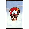 Disney Mystery Pin - Hot Air Balloon - The Incredibles