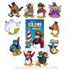 Disney Mystery Pin Collection - Club Penguin - 2 Random