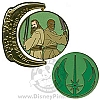 Disney Star Wars Weekends Pin - 2009 Mace Windu and Qui-Gon