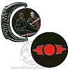 Disney Star Wars Weekends Pin - 2009 Darth Maul and Count Dooku