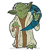 Disney Star Wars Weekends Pin - 2009 Passholder - Yoda with Symbols