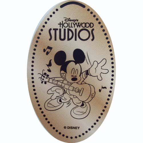 Your Wdw Store Disney Pressed Penny Rock N Roller