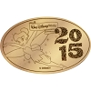 Disney Pressed Quarter - 2015 - Tinker Bell