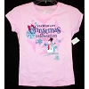 SeaWorld Child Shirt - 2010 Christmas Celebration - Pink