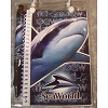 SeaWorld - Autograph book with pen and Case - Sharks