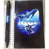 SeaWorld - Autograph book with pen and Case - Shamu Neon Blue