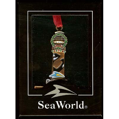 SeaWorld Christmas Ornament - Lighthouse