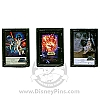 Disney Star Wars Weekends 2007 - 3 Jumbo Pin Boxed Movie Posters Set