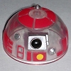 Disney Star Wars Weekends Toy - Create A Droid - R3 Dome Head Red