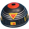 Disney Star Wars Weekends Toy - Create A Droid - R7 Dome Head Black