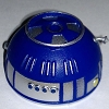 Disney Star Wars Weekends Toy - Create A Droid - R8 Dome Head Blue