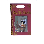 Disney Pin Trading Pop Up Pin - #12 Mickey's Christmas Carol