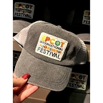 Disney Baseball Cap - Epcot Food & Wine Festival 2019