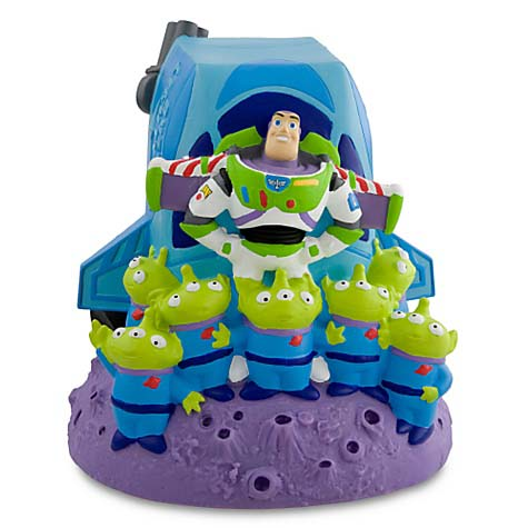 Disney Coin Bank - Buzz Lightyear Space Ship Toy Story