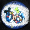 Disney Collectible Baseball - 2006 Logo