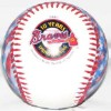 Disney Collectible Baseball - Braves 2007 – Flag