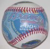 Disney Collectible Baseball - Braves 2005 - LE 600