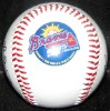 Disney Collectible Baseball - Braves 2005 – Signature